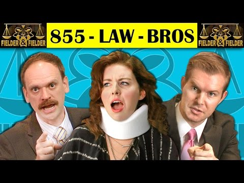 Awkward Lawyer Commercial (Sketch)
