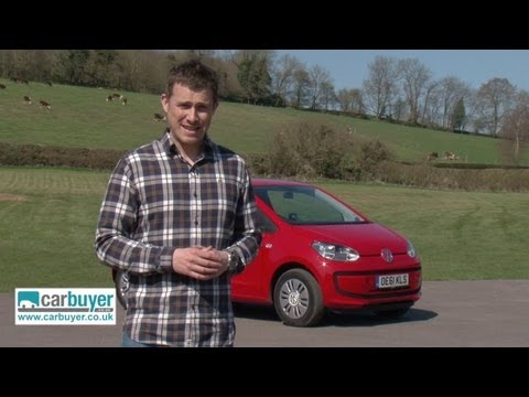 Volkswagen up! review – CarBuyer