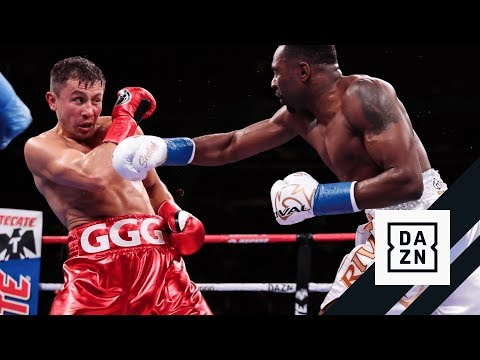 HIGHLIGHTS  Gennadiy GGG Golovkin vs Steve Rolls