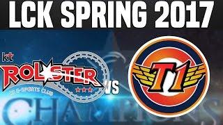 Video KT vs SKT - Game 3 ( BEST GAME EVER ) Faker Zed - LCK SPRING 2017 Week 6 Day 3 | Be Challenger MP3, 3GP, MP4, WEBM, AVI, FLV Juni 2018