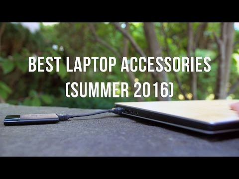 , title : 'The Best Laptop / Notebook Accessories!'
