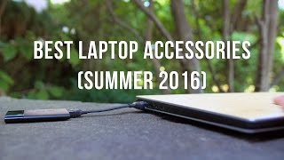Video The Best Laptop / Notebook Accessories! MP3, 3GP, MP4, WEBM, AVI, FLV Juli 2018