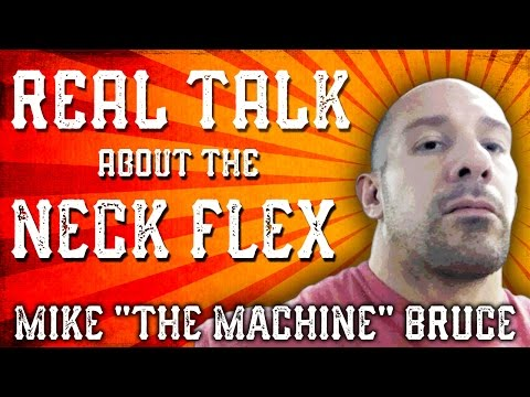 mike the machine bruce