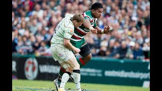 The Tuilagi's - Rugby's Biggest Thugs