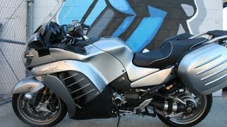 4. 2011 Kawasaki Concours 14 ABS... Fully loaded Sport Touring weapon!