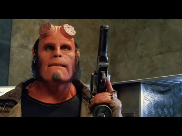 Hellboy - Official® Trailer [HD]