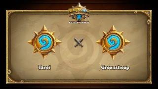 greensheep vs Tarei, game 1