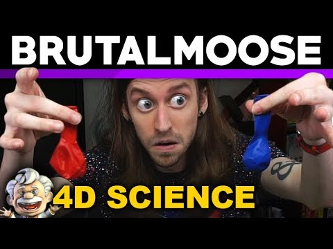 4th Dimension Science Experiments