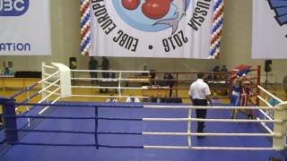 Anapa Russia  City pictures : European Youth Boxing Championships 2016 Russia Anapa Final