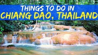 Chiang Dao Thailand  city photo : THINGS TO DO IN CHIANG DAO, THAILAND