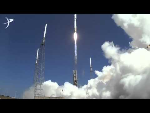 LightSail lifts off