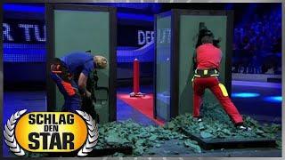 Video Spiel 14 - Der Tunnel - Schlag den Star MP3, 3GP, MP4, WEBM, AVI, FLV Agustus 2019