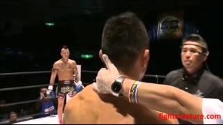 Judo (Black Belt) vs Muay Thai