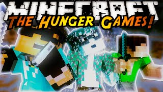 Minecraft Hunger Games : WHY IS SNOW KILLING US!?