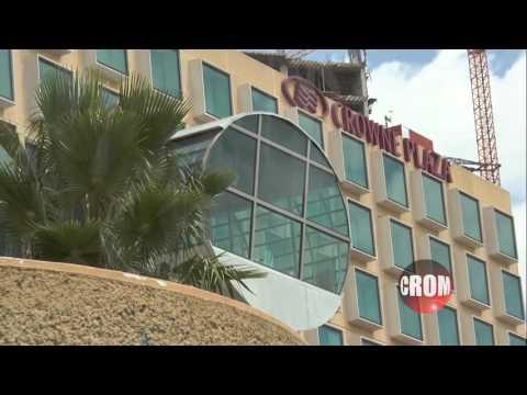Crowne Plaza y Holiday Inn