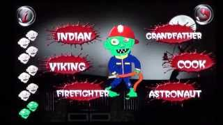 Halloween Zombie ABC Game Kids YouTube video