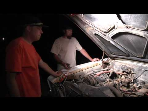 1966 Buick Convertible Barn Find Rescue, Part 1