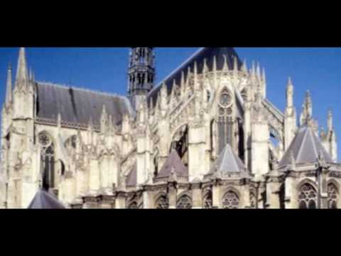Travelling in France Amiens Cathedral