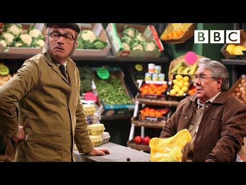 Humour Sketch Comedy - More about this programme: http://www.bbc.co.uk/programmes/b00wyj62 Ronnie Corbett and Harry Enfield star in this fruity sketch from The One Ronnie, written ...