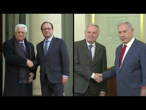 Γαλλία: Διάσκεψη για Μ. Ανατολή χωρίς Ισραηλινούς-Παλαιστινίους