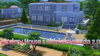 Sims 4 Modern house #1 of 2016. I decided to make a parody of my previous house building videos just for fun. The video mainly makes fun of my channel. Please do not take offense or feel like I am insulting any sim youtubers. Just a bit of fun. Check out my social media links for more updates about videos, secret previews, blogs, vlogs and more!twitter: https://twitter.com/JasonmazdatweetI look forward to your submissions.Download: Coming soonDo you like my videos? Here are my suggestions of some of my videos to watch next:Lets Build in the Sims 3 - Modern Beach House: Part 1 : http://www.youtube.com/watch?v=iPba7O...Sims 3 Roaring Heights - Part 1: http://www.youtube.com/watch?v=lpDXf9...