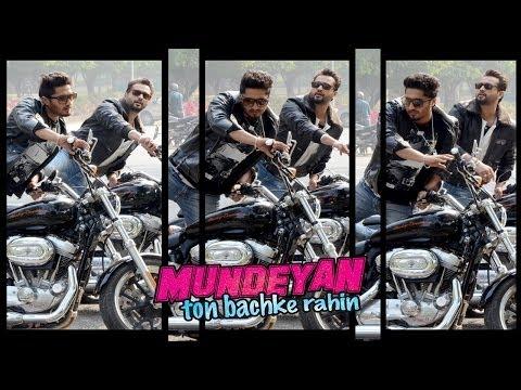 Mundeyan Ton Bachke Rahin Title Song Video | Jassi
