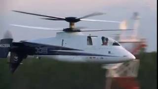 Sikorsky - X2 Technology™ Demonstrator Achieves 250 Knots (463 Km/h) Speed Milestone [480p]