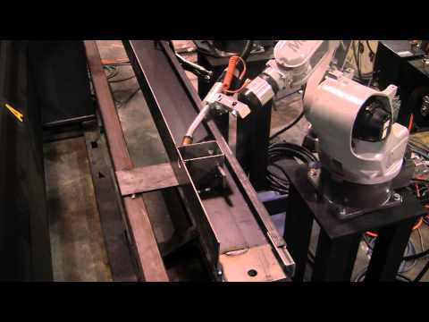 Motoman UP6 Welding Robot