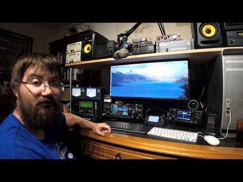 How to Set Up PSK31 & RTTY on the IC-7610