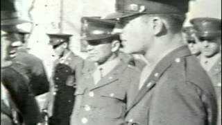 Brady (TX) United States  City pictures : Army Air Force Basic Training 1942 San Antonio and Brady Texas
