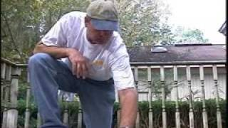 Cleaning Deck with DEFY Wood Cleaner