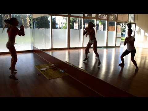 Insanity 20 min ekipa La Grom workout