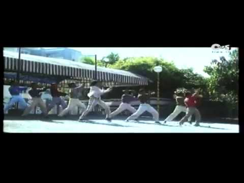 Capoeira Paranaue song in Bollywood