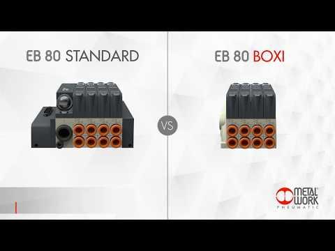 Metal Work Pneumatic - EB80 Boxi - en
