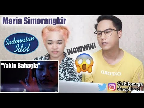 Video Singers React to Maria Simorangkir - Yakin Bahagia (Official Music Video) | REACTION download in MP3, 3GP, MP4, WEBM, AVI, FLV January 2017
