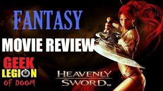 HEAVENLY SWORD ( 2014 Anna Torv ) Fantasy Movie Review