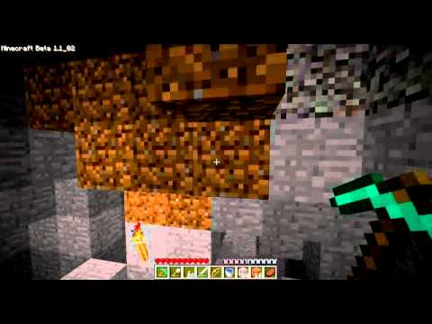 preview-Let\'s Play Minecraft beta! - 024 - Diamond or Bust! (part 4/4) (ctye85)