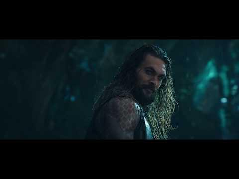 """Aquaman - Spot """"Número 1 en cines?>"""