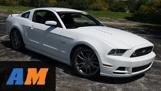 Project Mmd 2014 Ford Mustang Gt Build  Episode 1   Americanmuscle Com
