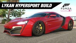 Nonton Fast n Furious Lykan Hypersport Build - Forza Horizon 3 Film Subtitle Indonesia Streaming Movie Download