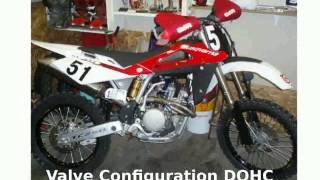 4. 2007 Husqvarna TC 250 - Specs & Details