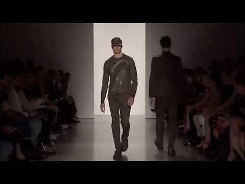 Calvin Klein Collection Men's Spring 2016 Runway Show