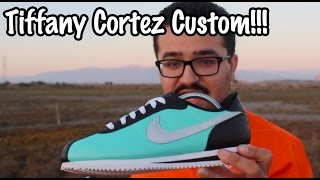 Custom Tiffany Cortez Tutorial Time Lapse!