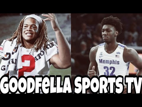 NCAA vs Chase Young & James Wiseman | NCAA Allowing Players to Profit off Their Likeness & More!!!