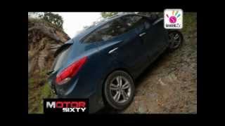 2012 Test Drive Hyundai Tucson 2.0D CRDi 4WD : Episode 20