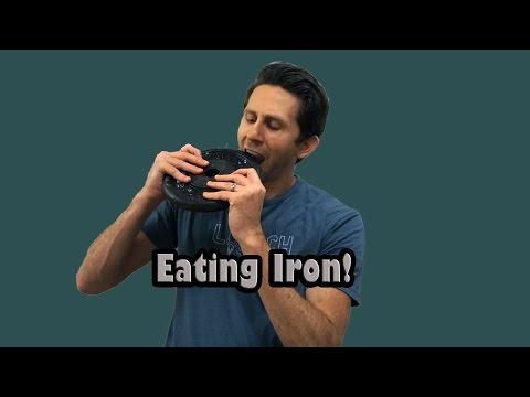 Eating Iron: How To Extract Iron From Your Food
