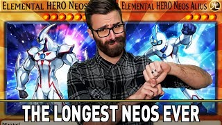 EXTRA LONG NEOS! | YuGiOh Duel Links PVP Mobile & Steam W/ ShadyPenguinn