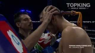 Zhoukou China  City pictures : TK5 TOURNAMENT :Kem Sitsongpeenong (Thailand) vs Martin Meoni (Italy) (Full Fight HD)
