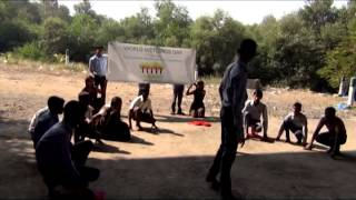 Saha Astitva (which means co-existence in Sanskrit) is a street play on the interdependence of coastal and inland wetlands. To commemorate World Wetlands ...