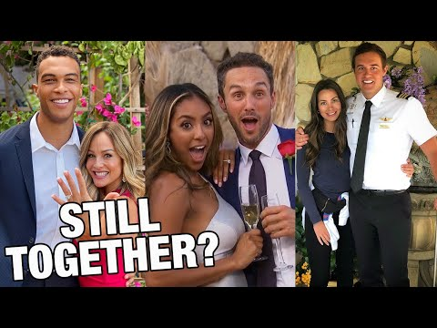 The Bachelor - Who's Still Together + Dale/Clare Split and Cheating Allegations (January 2021)